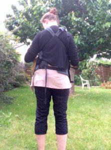 Bretelles croisées, un vrai bonheur de confort pour le dos et les épaules