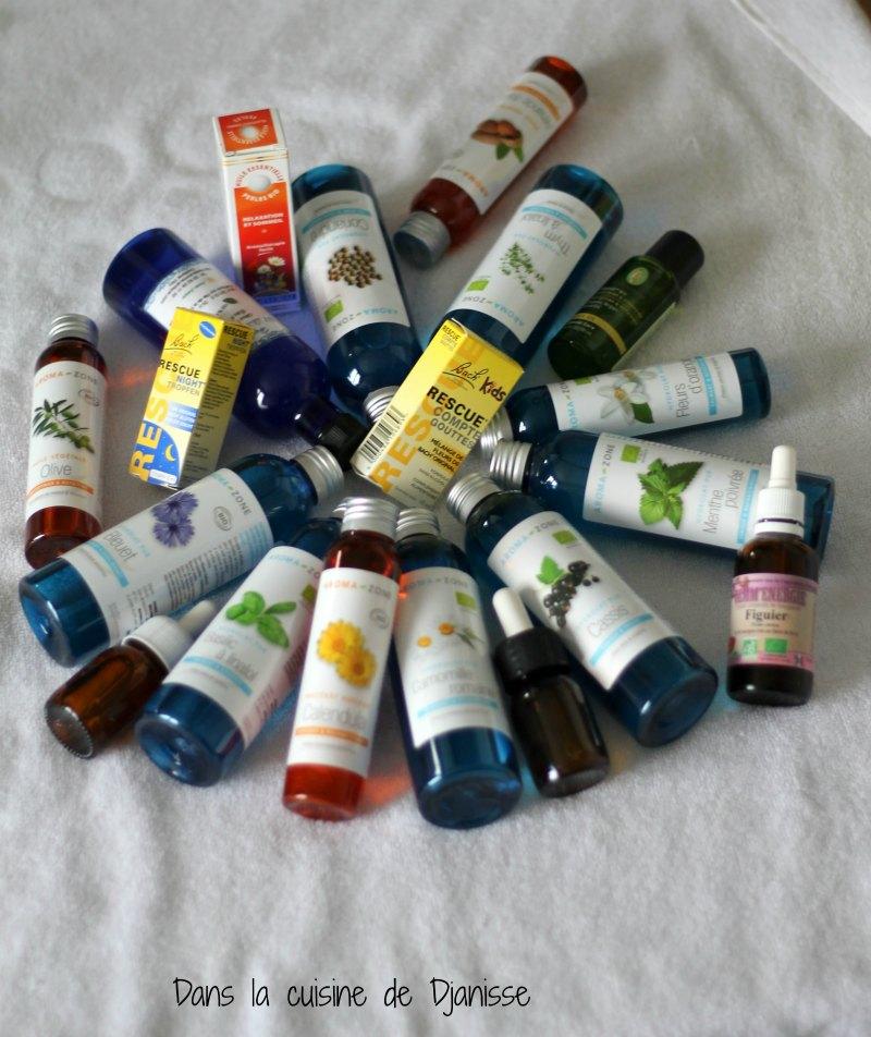 Les hydrolats pour les soins de bébé